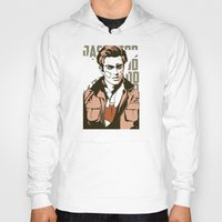 jay fleck Hoodies featuring Jay by Shop 5