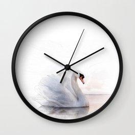 The Swan Princess Wall Clock