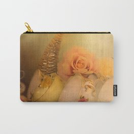 Teacups and Roses 3 Carry-All Pouch