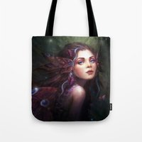 fairy Tote Bags featuring Fairy  by Westling