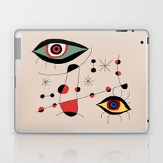 Tribute to J. Mirò (n.1) Laptop & iPad Skin