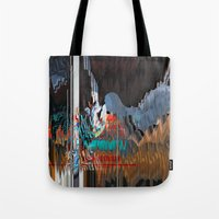 reassurance Tote Bags featuring The Swan Reassurance by Alix Rumble 2