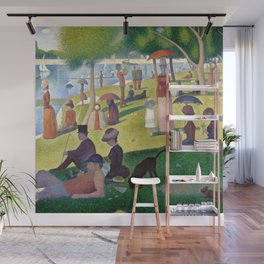 """Georges Seurat """"A Sunday Afternoon on the Island of La Grande Jatte"""" Wall Mural"""