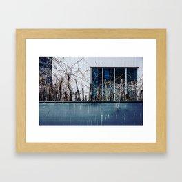 Limbs. Framed Art Print