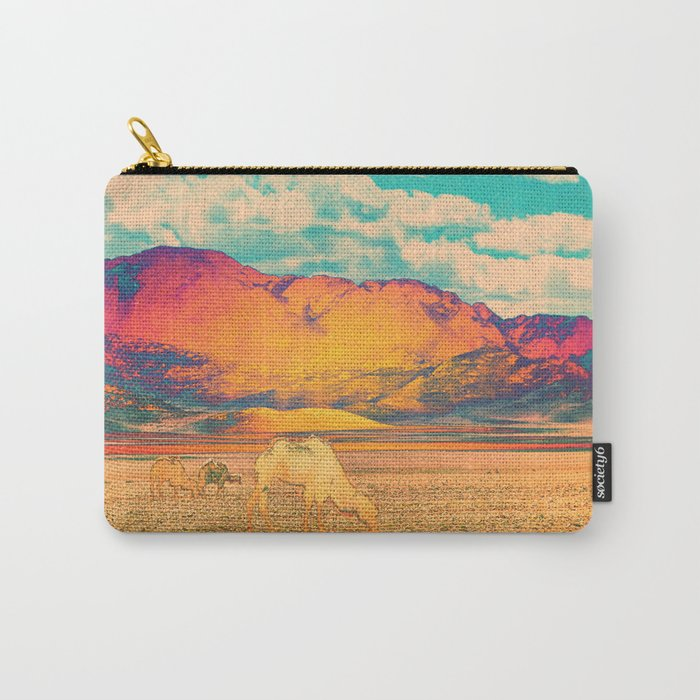 Dull To Pause. Carry-All Pouch