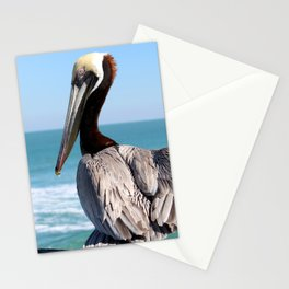 Red Pelican Stationery Cards