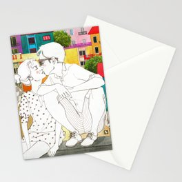 Barcelona Love Stationery Cards