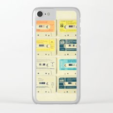 All Tomorrow's Parties Clear iPhone Case
