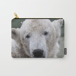 Poly Animals - Polar Bear Carry-All Pouch