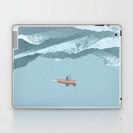 No River Wide Enough Laptop & iPad Skin