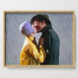 Singin' in the Rain - Slate Serving Tray