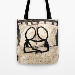 bedstory Tote Bag
