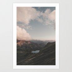 Moonchild - Landscape Photography Art Print