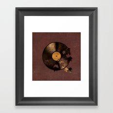 Autumn Song  Framed Art Print