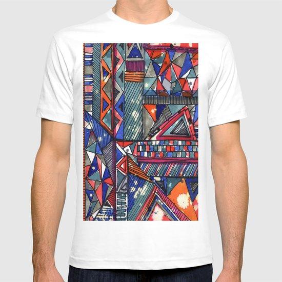 Tribal Texture T-shirt