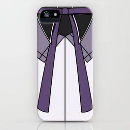 Homura Akemi Magical Girl Dress iPhone Case