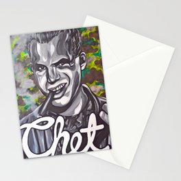 Weird Science  Stationery Cards