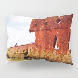 Fraser Island (Ship Wreck) Pillow Sham