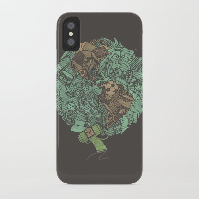 Prince Atlas iPhone Case