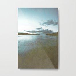 Down by the sea 2 Metal Print