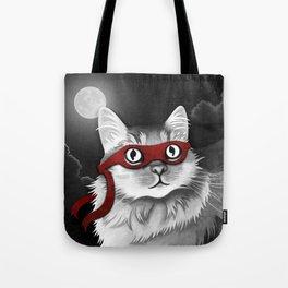 Mr. Meowgi Tote Bag
