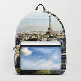 Paris Je T'aime Backpack