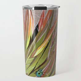 Yucca filifera with beetle Travel Mug