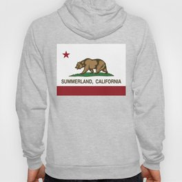 California Flag Summerland Hoody