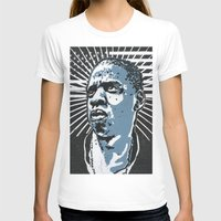 jay z T-shirts featuring Jay-Z by Hans Poppe