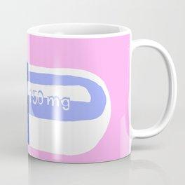 Sleepy Pill Pink Coffee Mug