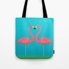 Plastic Love Tote Bag
