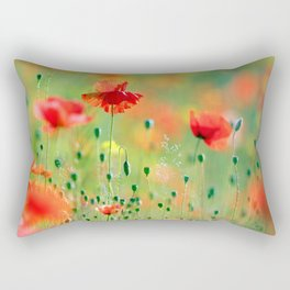 Spring Mood Rectangular Pillow