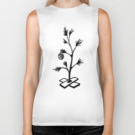 Little Tree Biker Tank
