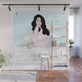 Aquarius - The Idealist Wall Mural