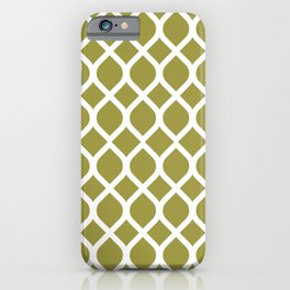 The Golden Lime iPhone Case