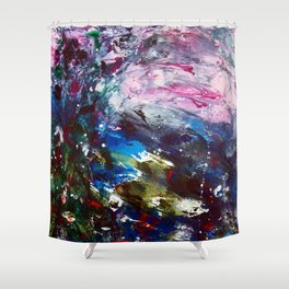 SummerNight Shower Curtain