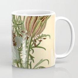 Spanish Fennel Flower Coffee Mug