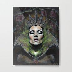 My Queen Metal Print
