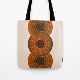 Cocoa Chain Tote Bag