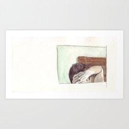 Eh. Art Print
