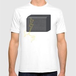 Electric/Acoustic Lightning T-shirt