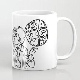 Pig Man Coffee Mug