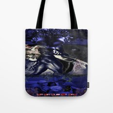 JUNGLE FEVER Tote Bag