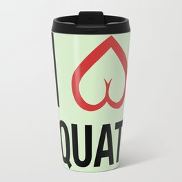 Squat Love Travel Mug