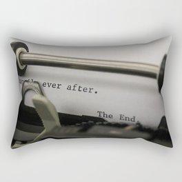 Happily Ever After Rectangular Pillow