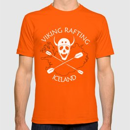 Viking Rafting Iceland T-shirt