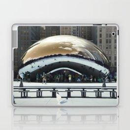 bean to cloud-gate recently? Laptop & iPad Skin