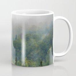 Forest and Fog 03 Coffee Mug