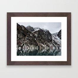 Colchuck Framed Art Print