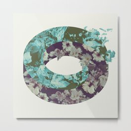 Q1-Q2 Metal Print